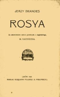 Rosya