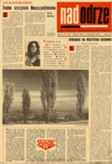 Nadodrze: dwutygodnik społeczno-kulturalny, nr 1 (3-16 stycznia 1972)