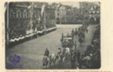 750 jähriges Weinbaujubiläum Grünberg i. Schl., 14. October 1900: Galakutsche Friedrichs des Grossen