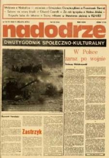 Nadodrze: dwutygodnik społeczno-kulturalny, nr 15 (17 lipca-30 lipca 1983)