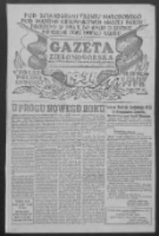 Gazeta Zielonogórska : organ KW Polskiej Zjednoczonej Partii Robotniczej R. II/III Nr 310/1 (31 grudnia 1953 - 1 stycznia 1954)