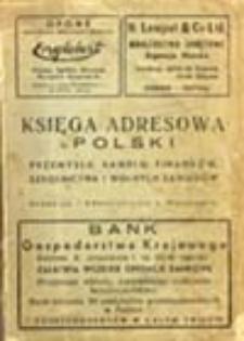 Księga adresowa Polski: przemysłu, handlu, finansów, szkolnictwa, wolnych zawodów i organizacji społecznych: rok 1937