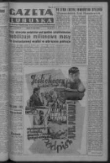 Gazeta Lubuska : organ Komitetu Wojewódzkiego Polskiej Zjednoczonej Partii Robotniczej R. III Nr 145 (27 maja 1950). - Wyd. ABCDEFG