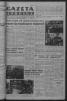Gazeta Lubuska : organ Komitetu Wojewódzkiego Polskiej Zjednoczonej Partii Robotniczej R. III Nr 172 (24 czerwca 1950). - Wyd. ABCDEFG