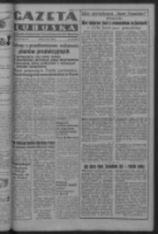 Gazeta Lubuska : organ Komitetu Wojewódzkiego Polskiej Zjednoczonej Partii Robotniczej R. III Nr 185 (7 lipca 1950). - Wyd. ABCDEFG