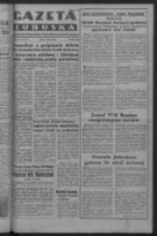 Gazeta Lubuska : organ Komitetu Wojewódzkiego Polskiej Zjednoczonej Partii Robotniczej R. III Nr 186 (8 lipca 1950). - Wyd. ABCDEFG
