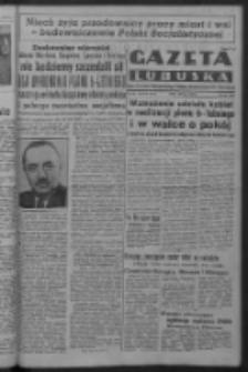 Gazeta Lubuska : organ Komitetu Wojewódzkiego Polskiej Zjednoczonej Partii Robotniczej R. III Nr 197 (19 lipca 1950). - Wyd. ABCDEFG