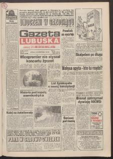 Gazeta Lubuska : dawniej Zielonogórska-Gorzowska R. XLII [właśc. XLIII], nr 250 (25 października 1994). - Wyd. 1