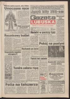 Gazeta Lubuska : dawniej Zielonogórska-Gorzowska R. XLII [właśc. XLIII], nr 252 (27 października 1994). - Wyd. 1