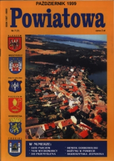 Powiatowa, nr 7 (7) (październik 1999)